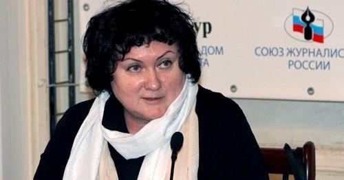 Надежда Ажгихина. Фото http://ruspekh.ru