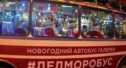 Жители регионов юга России встретили Новый год на фоне пандемии