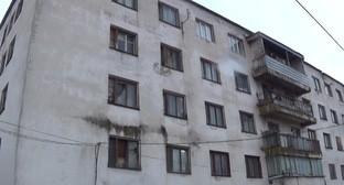 Жительница аварийного дома в Кабардино-Балкарии попросила Кадырова о помощи
