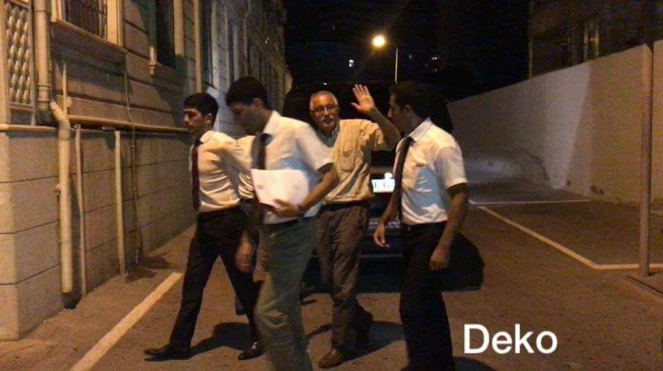 Арест директора азербайджанского агентства «Туран» вызвал критику «Репортеров без границ»