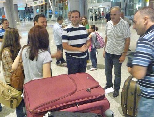 аэропорт армения