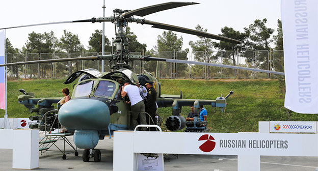 Full russian helicopter   ka52  1