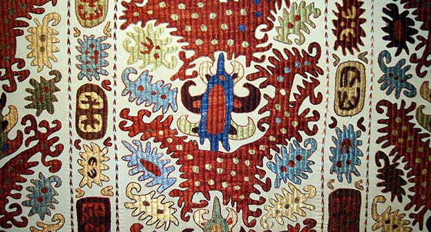 Традиционная вышивка дагестана 43