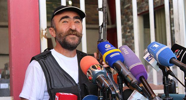 В Ереване арестован один из лидеров захватчиков полка ППС